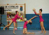El 'Cronos JM Puente Tocinos' triunfa en el 'X Trofeo de Gimnasia Rítmica Villa de Las Torres'