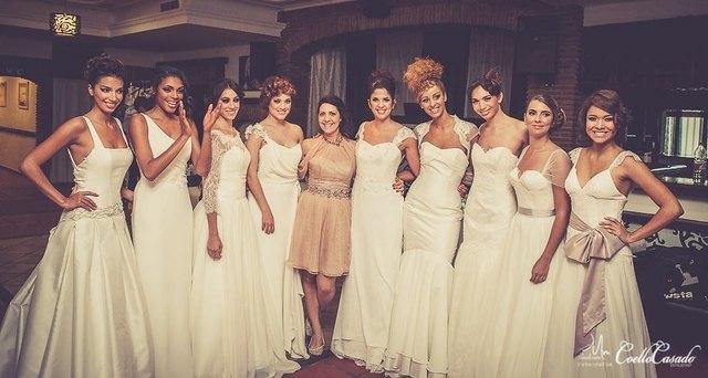 """FRAN LONDON RIOS """"Timeless Collection 2015"""" Brides"""