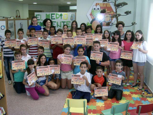 Más de 200 escolares de Puerto Lumbreras han participado en el concurso Detectives de Biblioteca - 1, Foto 1