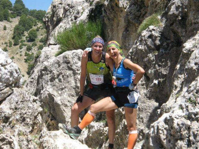 "I Trail ""quebrantamúsculos"" Castril (Granada)"