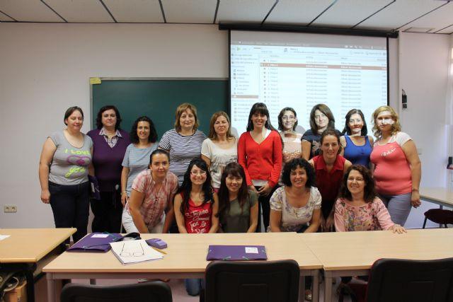 Clausurado un curso de Inglés Nivel 1 para mujeres, Foto 1