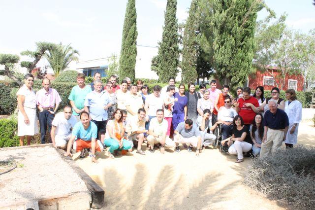 El Centro de Día de Las Salinas, recibe un premio de carácter nacional que reconoce la labor de sus trabajadores, Foto 2