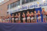 Más de 1.500 escolares de Puerto Lumbreras celebran sus graduaciones y fiestas fin de curso