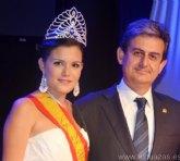 María Sánchez, Reina de las Fiestas Patronales 2014 de Alguazas