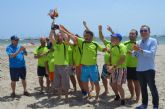 El equipo de Cieza se impone en la V Copa Feafes de fútbol playa disputada hoy en Santiago de la Ribera