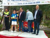 Los niños del Parque Infantil de Tr�fico, bien situados en la competici�n de Educaci�n Vial celebrada en Elche
