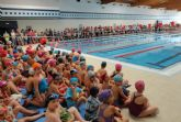 Cerca de 200 niños y niñas en el 'Trofeo de Natación Infantil 2014' de Puerto Lumbreras