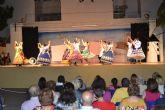 La peña El Caldero abre el IX Festival de Folclore con el montaje 'Mi abuelo fue pescador'