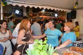 Las barracas populares de las Fiestas Patronales comienzan con música en directo