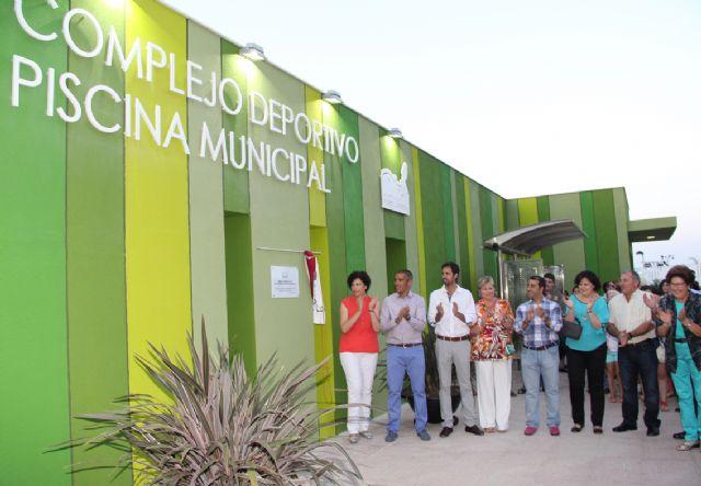 Puerto Lumbreras estrena piscinas de verano con juegos acuáticos, nuevos vestuarios y zonas deportivas - 1, Foto 1