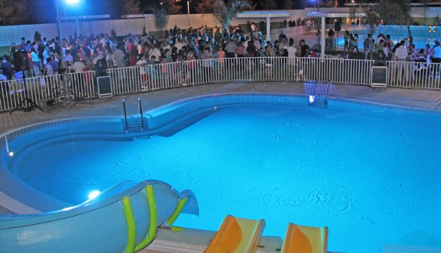 Puerto Lumbreras estrena piscinas de verano con juegos acuáticos, nuevos vestuarios y zonas deportivas - 4, Foto 4