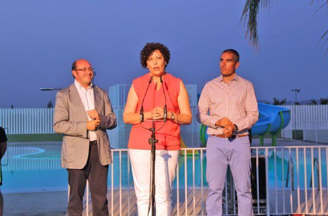 Puerto Lumbreras estrena piscinas de verano con juegos acuáticos, nuevos vestuarios y zonas deportivas - 5, Foto 5