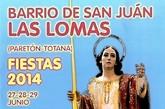 Las fiestas del barrio de San Juan de El Paretón se celebran este próximo fin de semana del 27 al 29 de junio