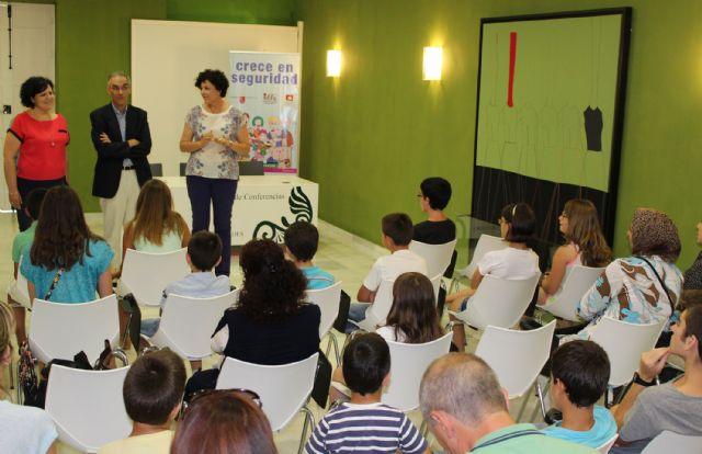 Premian a escolares lumbrerenses que participan en la campaña 'Crece en Seguridad' - 1, Foto 1