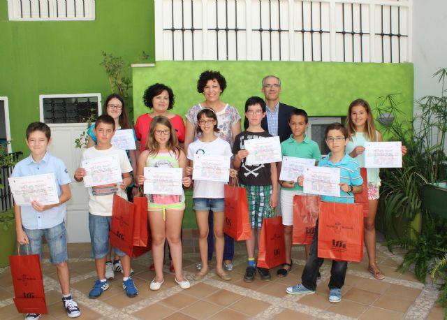 Premian a escolares lumbrerenses que participan en la campaña 'Crece en Seguridad' - 2, Foto 2