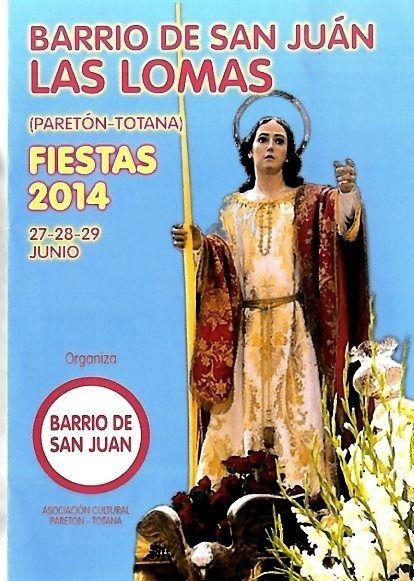 The feast of San Juan neighborhood of El Paretón this weekend held from 27 to 29 June