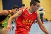 El totanero Aaron Lopez Jimenez, una joven promesa del baloncesto