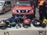 Exhibición de la Policía Local y Protección Civil de Torre-Pacheco
