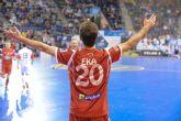 Eka seguirá vistiendo la camiseta de ElPozo Murcia FS