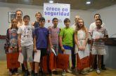 La campaña Crece en Seguridad entrega sus premios en San Javier