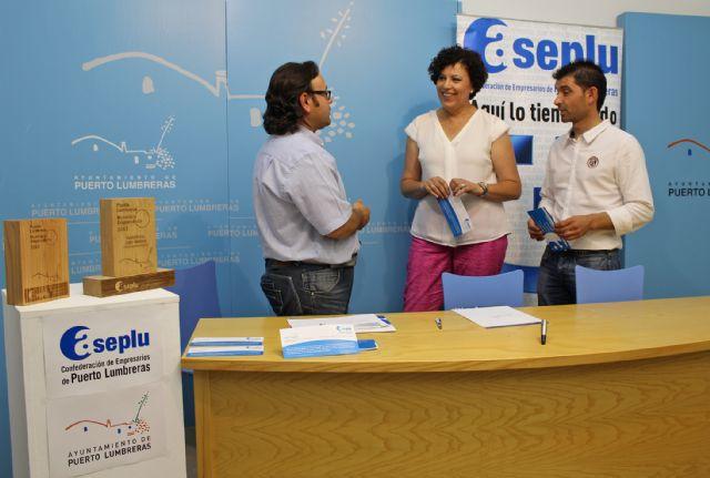 Puerto Lumbreras acogerá el próximo viernes el acto de entrega de los premios ´Municipio Emprendedor 2014´ - 1, Foto 1
