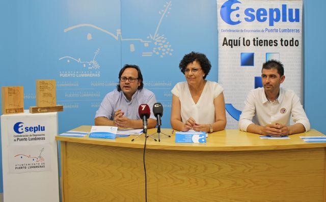 Puerto Lumbreras acogerá el próximo viernes el acto de entrega de los premios ´Municipio Emprendedor 2014´ - 2, Foto 2