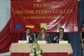 Ceremonia de entrega de los premios Dr. Pedro Guillén a la Excelencia Académica organizados por el IES del mismo nombre