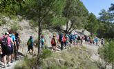 La asociación de senderismo torreña 'Los Peregrinos' continúa con sus actividades