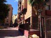 La calle San Ignacio de Loyola mejora su alumbrado