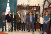 La UCAM recibe a los miembros de la NSCA