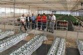 Educación y el Ayuntamiento de Puerto Lumbreras trabajan con Barberet & Blanc para implantar la FP Dual relacionada con el sector de la floricultura
