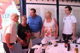 Los hogares del pensionista celebran el fin de curso con una excursión en barco por el Mar Menor