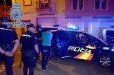 La Policía Nacional detiene a cuatro jóvenes por numerosos robos con violencia