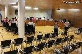 El Pleno aprueba instar al Ministerio de Agricultura a que apruebe el Plan de Cuenca del Segura a la mayor brevedad posible