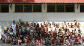 La Escuela de Verano de Alguazas facilita un año más a los padres