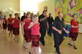 El hogar del pensionista José Espinosa cierra el curso con actuaciones y exposición de trabajos