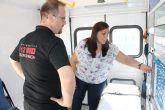 Los Alcázares refuerza el dispositivo de emergencias en julio y agosto