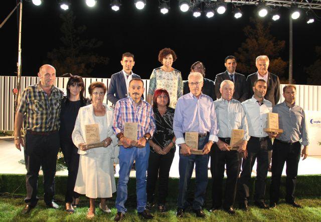 Puerto Lumbreras distinguió a sus empresas con los premios 'Municipio Emprendedor 2014' - 1, Foto 1