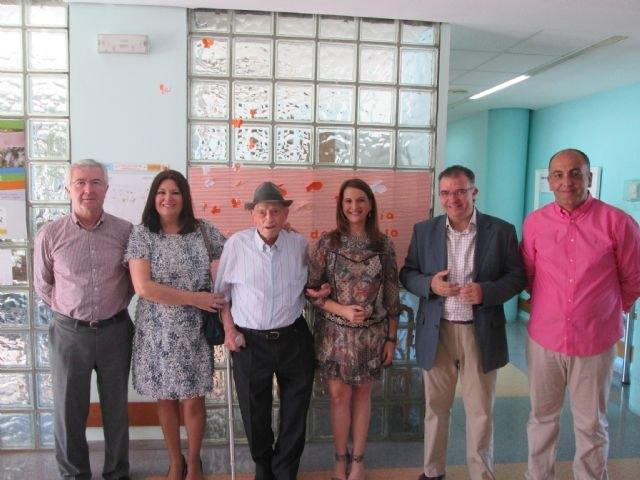 El director gerente del Instituto Murciano de Acción Social subraya la contribución de los abuelos en el núcleo familiar, Foto 1