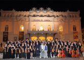 Más de 10.000 personas vieron a la Orquesta Sinfónica de la UCAM en su primera temporada
