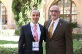 Steven Fleck: 'El éxito de este congreso abre la puerta a futuras colaboraciones con la UCAM'