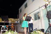 Gloria Fenollar inicia oficialmente con su pregón los festejos patronales del barrio de San Pedro torreño