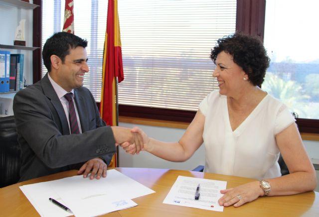 El Ayuntamiento y el SEF promoverán la realización de prácticas no laborales de jóvenes desempleados - 1, Foto 1