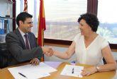 El Ayuntamiento y el SEF promoverán la realización de prácticas no laborales de jóvenes desempleados