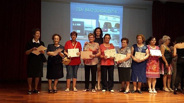 Fiesta fin de curso del Centro de Adultos Bajo Guadalentín, Foto 3