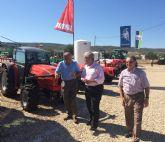 La IV Feria de la Maquinaria Agrícola finaliza en las Encebras, con una destacada afluencia de público y expositores