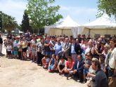 La reconstrucción del barrio de San Fernando eleva a 1.067 el número de viviendas que se vuelven a levantar en Lorca tras los terremotos de 2011