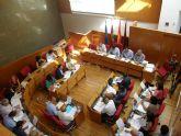El Pleno aprueba convenio para que el Gobierno Regional invierta 32 millones de euros para remodelar los barrios y principales avenidas de la ciudad