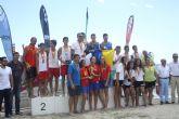 Canarias se impone en el Campeonato de España de voley playa disputado en Santiago de la Ribera