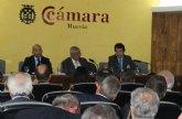 Juan Carlos Ruiz apuesta por el diálogo para consensuar la normativa regional de Cámaras de Comercio